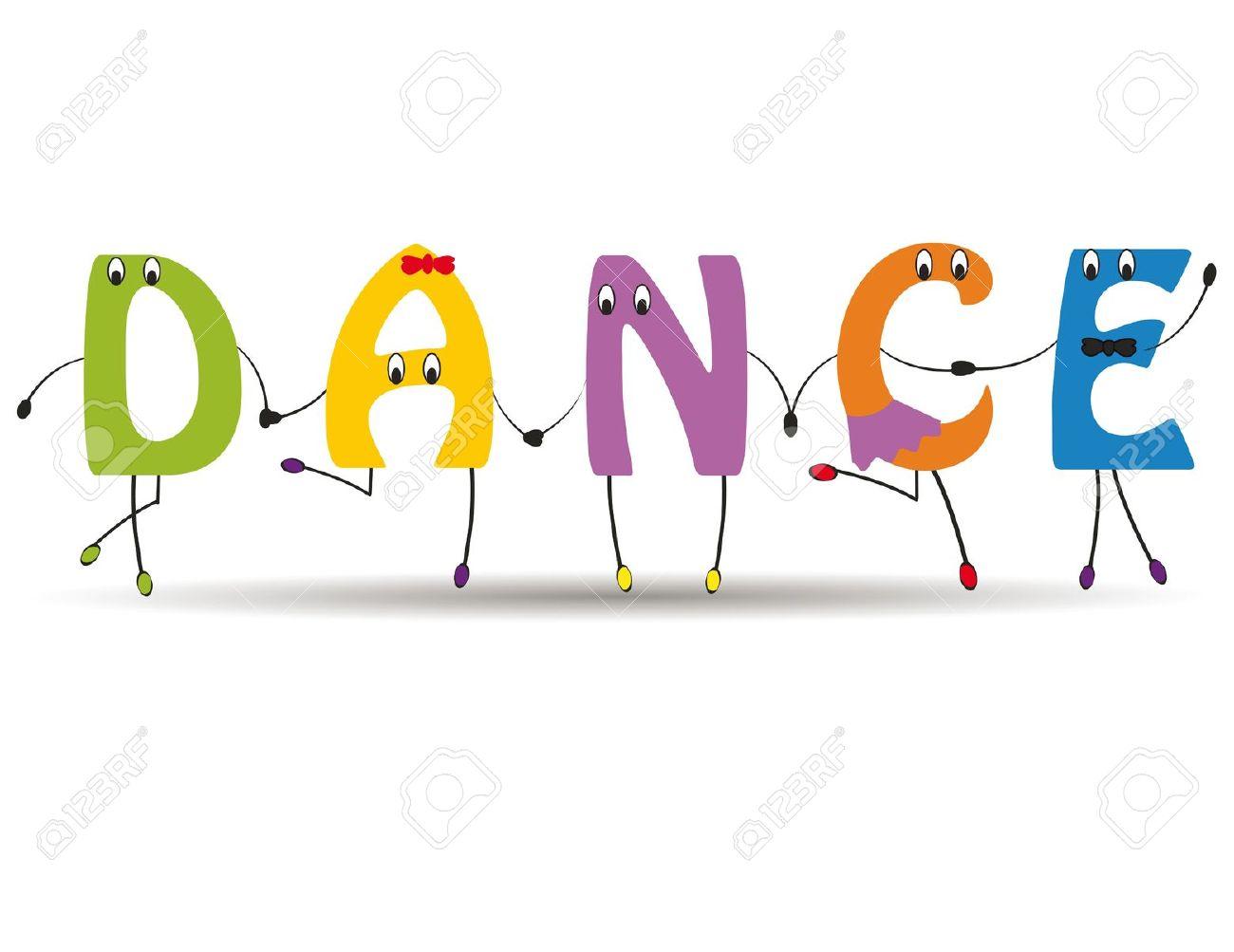 Dance Word Clipart 1 Rockford Public Schools