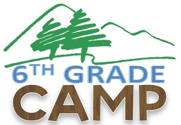 Image result for 6th grade camp logo