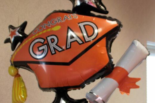 RAE Congrats grad pic